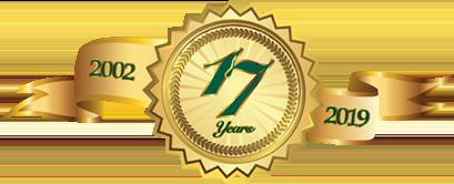 17 Years - 2002-2019