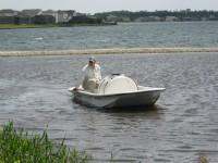 Aaron boat 1