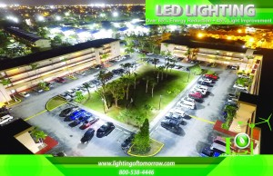 Lighting of Tomorrow 800-538-4446- Residential Complex
